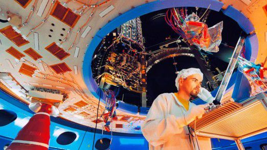 Der Job ähnelt oft dem eines Raumschiffkommandanten.