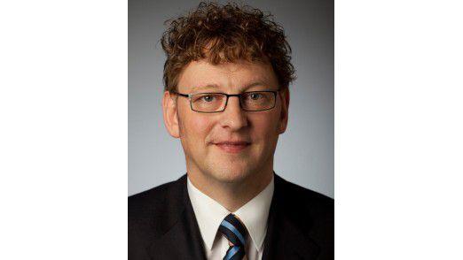 Klaus Zimmermann ist als Steuerberater für DHPG in Bornheim tätig.
