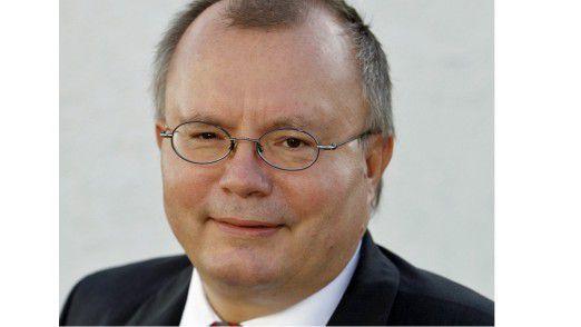 Erst Interimsmanager, nach zwei Wochen schon der neue CIO: Bodo Deutschmann.