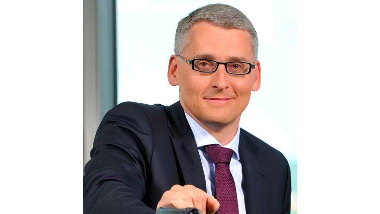 Fujitsu-Chef Jürgen Walter hat das Unternehmen verlassen.