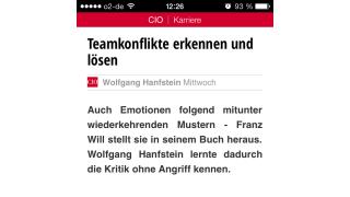 In eigener Sache: CIO.de jetzt bei Google Currents - Foto: cio.de