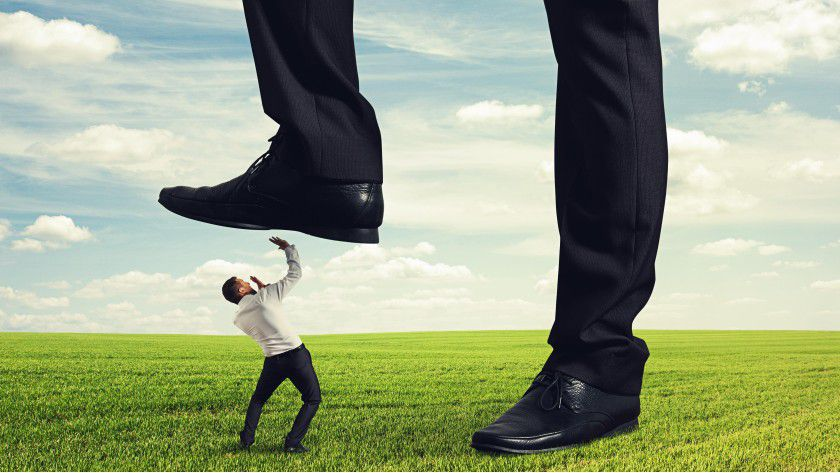 Viele IT-Admins machen das Management für ihren Stress verantwortlich.