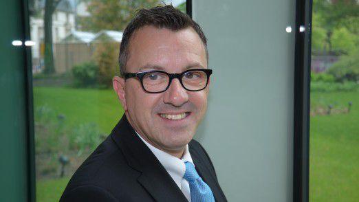 Vor allem in schwierigen Situationen müssen Chefs Mitarbeiter unterstützen, sagt Michael Schmitz, IT-Abteilungsdirektor bei der KfW-Bankengruppe.