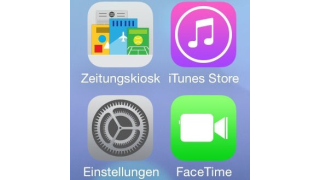 Neues Design, AirDrop, Control Center, Flickr: Test: iOS 7 auf dem iPhone 5