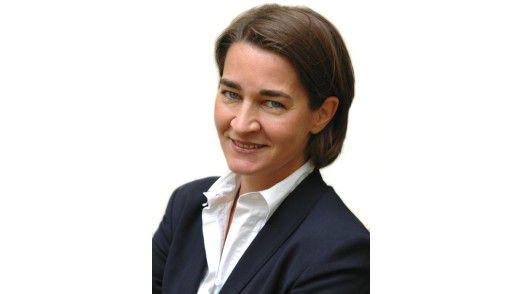 Nicole Dufft ist Senior Vice President - Connected Enterprise & Cloud Computing bei PAC Deutschland.