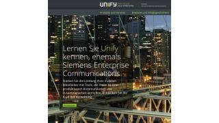 Umbenennung und neue Vision: Aus Siemens Enterprise wird Unify - Foto: Unify
