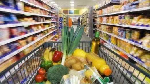 Die Sortimente im Lebensmitteleinzelhandel sind regional unterschiedlich.