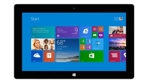 Microsoft Surface 2 - Foto: Microsoft