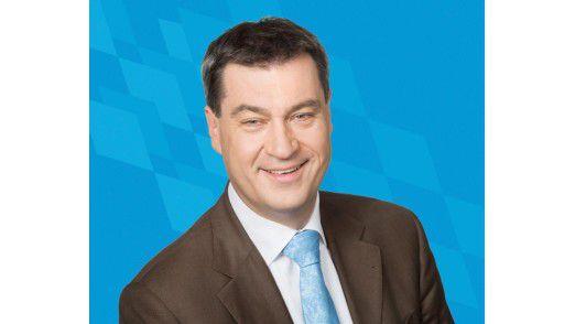 finanzminister markus sder wird auch mitglied im it planungsrat sein