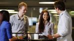 Gewöhnungsbedürftig: Lernen am Tablet - Foto: Center for Young Professionals in Banking (CYP)