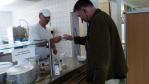 Seitenwechsel für den Chef: Der CIO als Praktikant im Obdachlosenheim - Foto: Stephan Rings