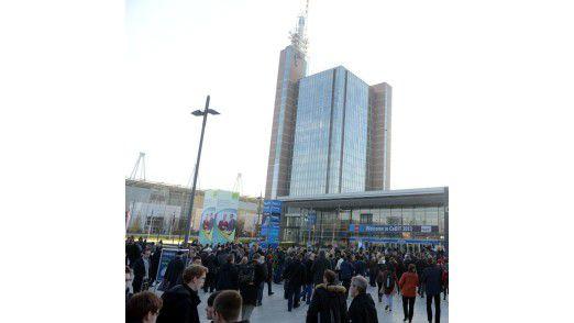 Am 10. März öffnet die CeBIT ihre Tore.