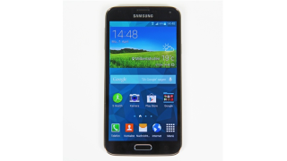 Android-Smartphone: Samsung Galaxy S5 im Test