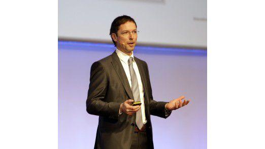 Referent auf den Hamburger IT-Strategietagen 2012: Ricardo Díaz Rohr