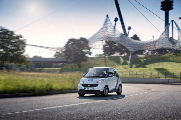 Vernetzung spielt bei Daimler eine zentrale Rolle, auch bei den Mobilitätsdiensten Car2Go und Moovel.