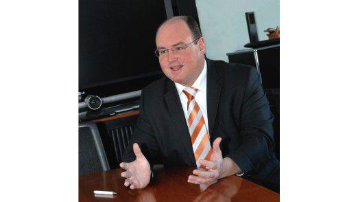 Ricky Hudi, Audi AG: Kundendaten stehen nicht im Zentrum des Interesses.
