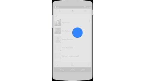 Gesten für Android - Foto: Google