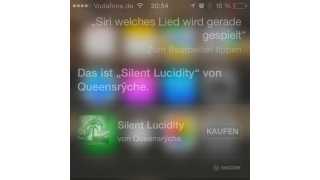 iMessage, iCloud, QuickType, Familienfreigabe & Co.: Test: Apple iOS 8 auf dem iPhone 5 - Foto: Apple