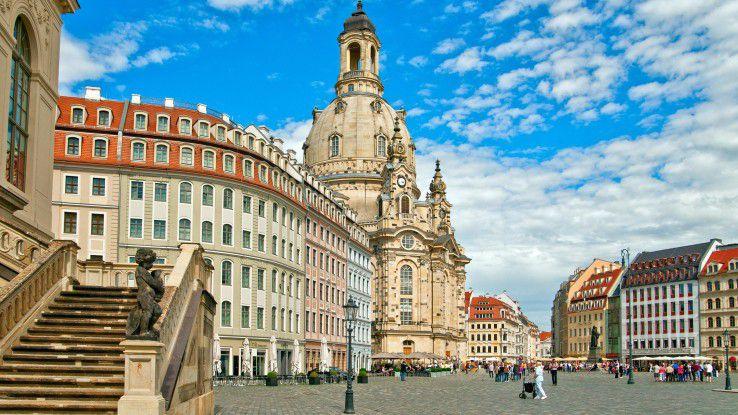 Dresden soll den Sicherheitsforschern und -entwicklern die idealen Rahmenbedingungen bieten.