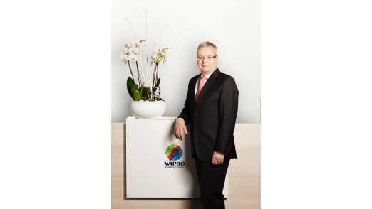 Ulrich Meister, Senior Vice President Continental Europe, Wipro Ltd.