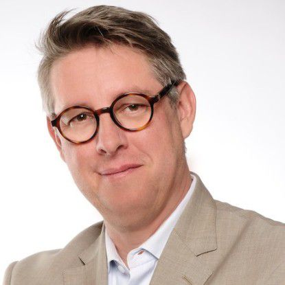 Andreas Bossecker, Leiter Digital und IT bei der NZZ-Mediengruppe.