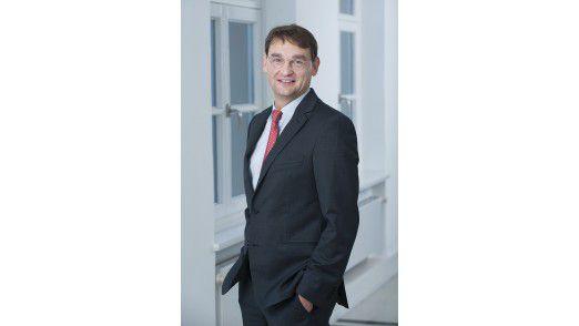 Peter Sticksel ist Personalleiter bei Haniel.