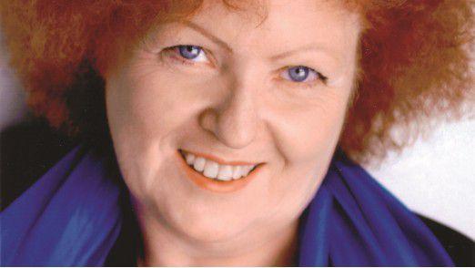 Edith Stork, Aufräumexpertin und Beraterin für Büro-Organisation.