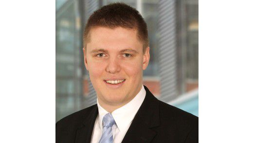 Alexander Lehwaldt ist Technology Advisory bei Deloitte