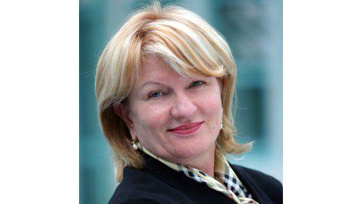 IT-Geschäftsführerin Gudrun Schön ging im Augsut 2014.