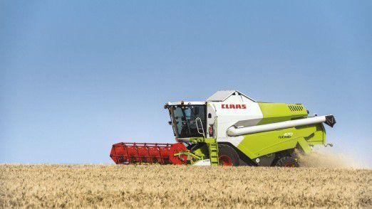 Der Landmaschinenhersteller aus Ostwestfalen präsentiert sich online auf 150 länderspezifischen Seiten.