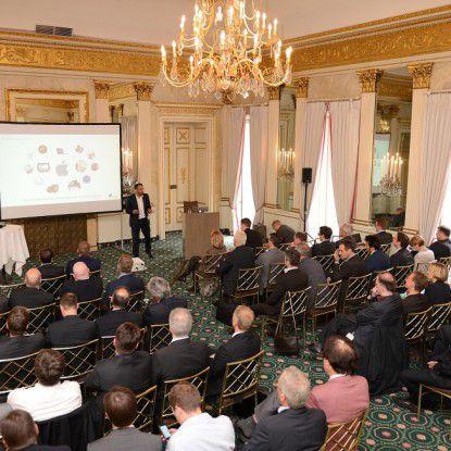 Die CITE-Konferenz findet am 25. September im Hotel Bayerischer Hof in München statt.