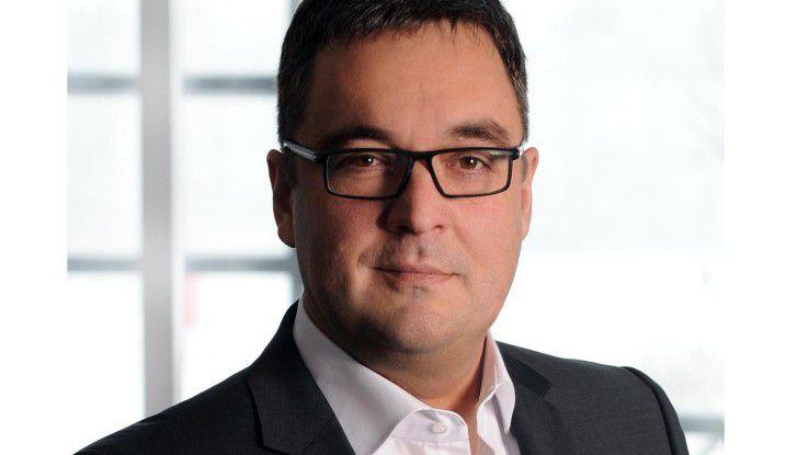 Top 10: Robert Leindl, CIO von Infineon