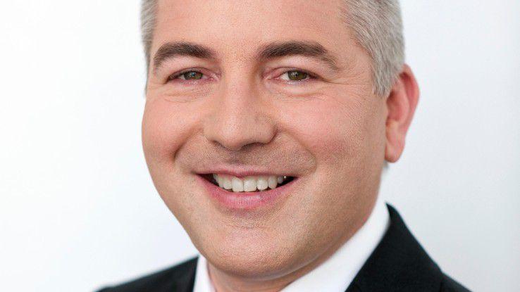 Top 10: Markus Grimm, CIO der Gema
