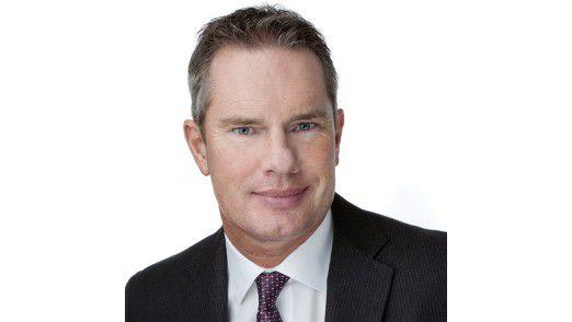 Thomas Endries, ist Senior Vice President der Schenker AG.