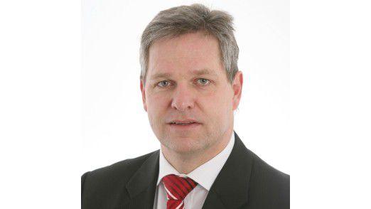 Peter Meyer, vormals Deutsche Post DHL IT-Services.