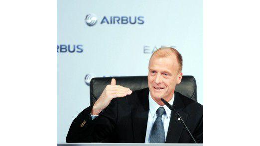 Airbus-Chef Tom Enders krempelt den Konzern kräftig um.