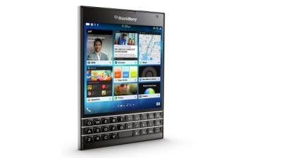 Quadratisches Display, hohe Pixeldichte, Apps von Amazon: Blackberry Passport im Kurztest - Foto: Blackberry