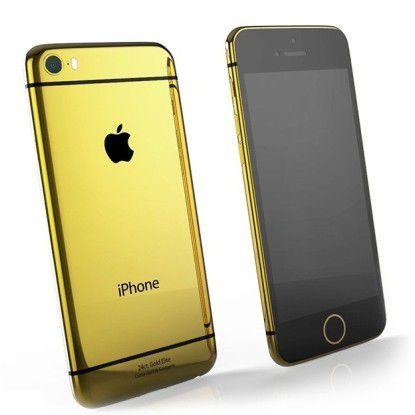 Auch wenn es nur selten das neueste iPhone in Gold ist, geben Käufer zunehmend mehr für ihr Smartphone aus.