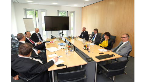 CIO-Round-Table zu Mobile Security - Foto: Joachim Wendler
