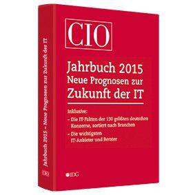 Das CIO-Jahrbuch 2015.