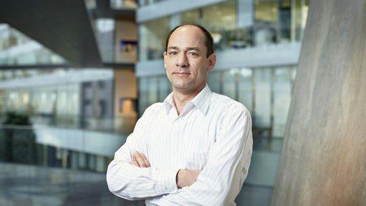 Jan Brecht wechselt als CIO von Adidas zu Daimler. Dort kennt er sich bereits aus.