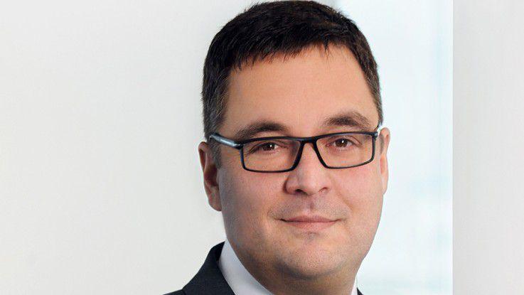 """Robert Leindl CIO von Infineon: """"Wir können nicht einfach Extraschichten am Wochenende einlegen, um auf spontane Kundenwünsche zu reagieren."""""""