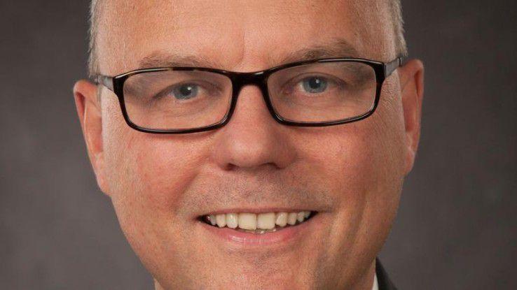 "Das CIO-Magazin gratuliert Holger Ewald, CIO der DB Netz AG zum ""Operation Excellence Award""."