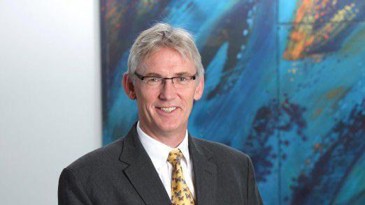CIO des Jahres 2014 der Großunternehmen: Wiebe van der Horst, BASF