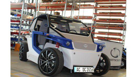 Aus der StreetScooter-Idee könnte eine ganze Familie von Elektrofahrzeugen entstehen.