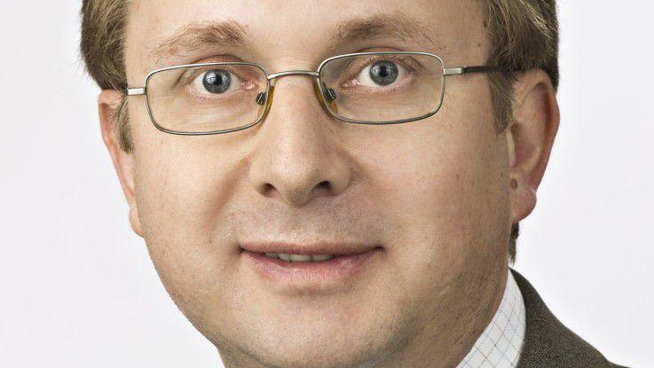 Matthias Zacher von IDC stellt gewisse Spannungen zwischen Abteilungsleitern und Personalern fest.