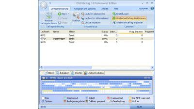 Test: O&O Defrag 10 Professional Edition