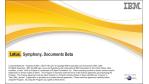 IBM Lotus Symphony: Über 100.000 Downloads in der ersten Woche