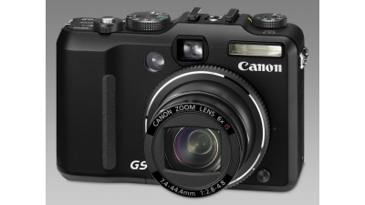 Digicam im Test: Canon Powershot G9