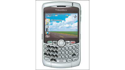 Praxistest: Blackberry 8300 Curve